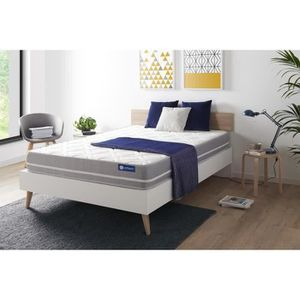 MATELAS Matelas Latex + mémoire de forme ACTILATEX TOUCH 1