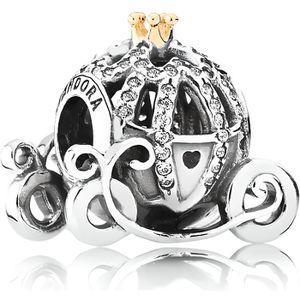 Charm's Pandora charm disney carrosse citrouille de cendri