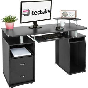BUREAU  TECTAKE Bureau Design Informatique pour Ordinateur