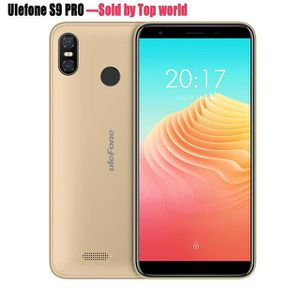 SMARTPHONE Ulefone S9 PRO 4G Smartphone,Android 8.1 Mobile Té