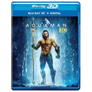BLU-RAY FILM Aquaman Bluray 3D (2019)