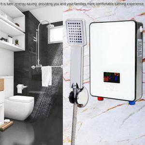 CHAUFFE-EAU 220V 6500W Mini Chauffe-eau électrique instantané