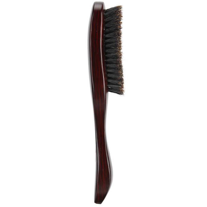 Brosse de soin de barbe, brosse de coiffage de barbe, brosse à barbe portable belle utilisation personnelle brosse de soin de barbe