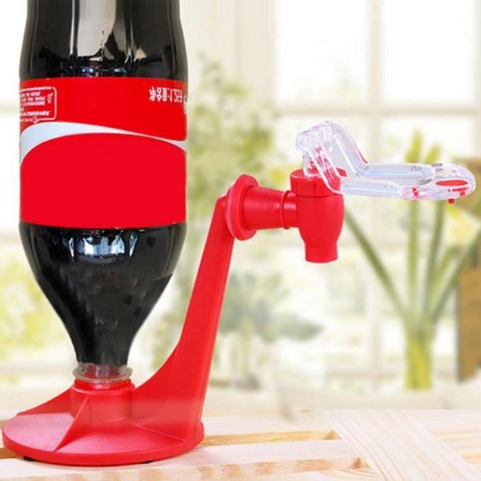 Tire-Bouchon,Distributeur de Soda économiseur d'eau à l'envers pour bouteille de Coke, appareil pour Gadget, fête, Bar, maison,