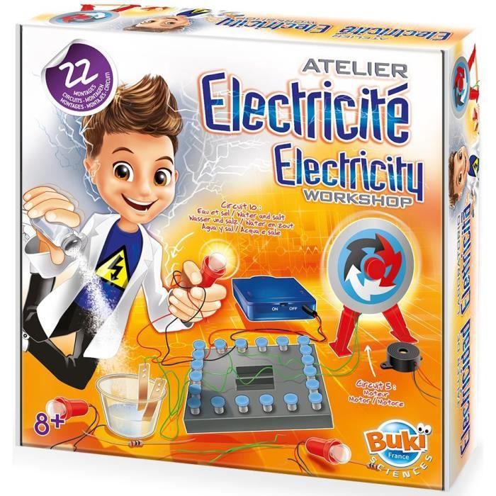 BUKI FRANCE Atelier Electricité