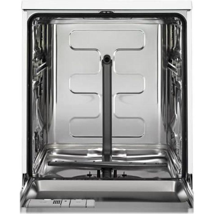 Electrolux ESI5543LOX Lave-vaisselle intégrable Niche largeur : 60 cm profondeur : 55 cm hauteur : 82 cm