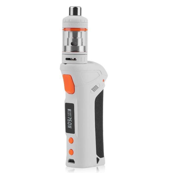 Cigarette électronique de démarrage rapide TargetPro VTC 75W pour atomiseur électronique