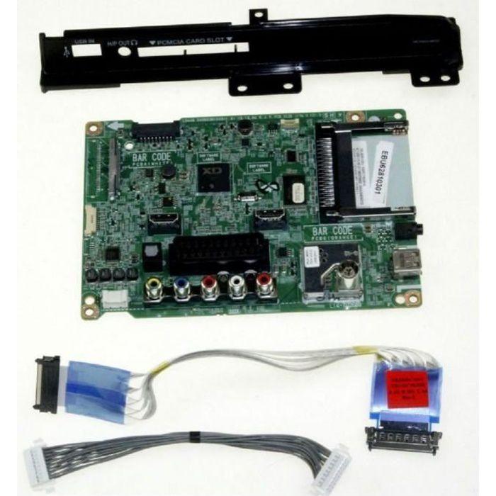 PLATINE PRINCIPALE DE TELEVISEUR LG EBU62810301