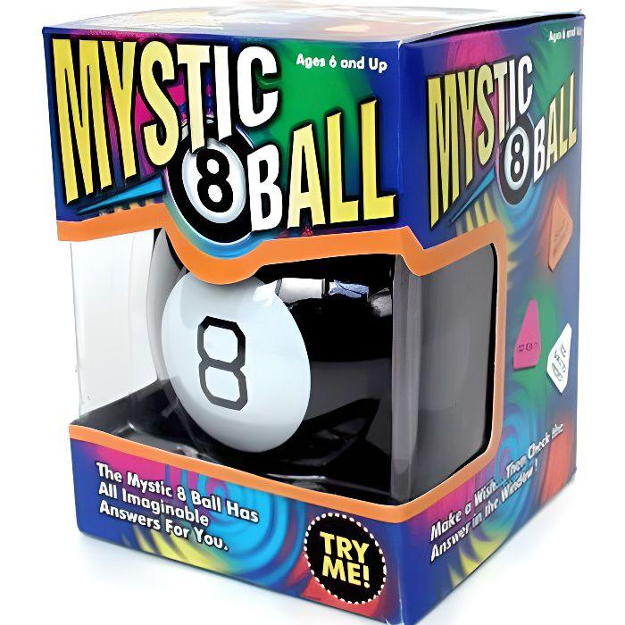 Magic 8 balle, cadeau insolite