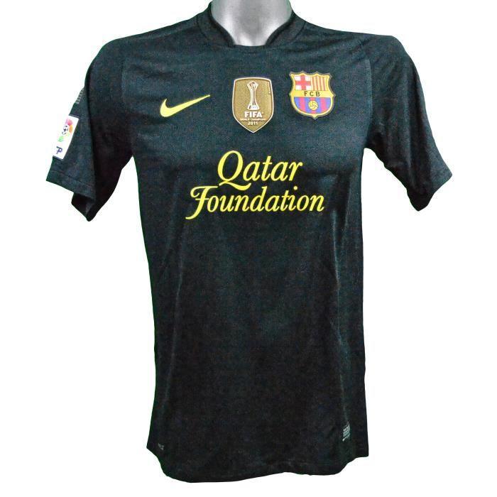 Maillot extérieur FC Barcelone 2011/2012 Messi