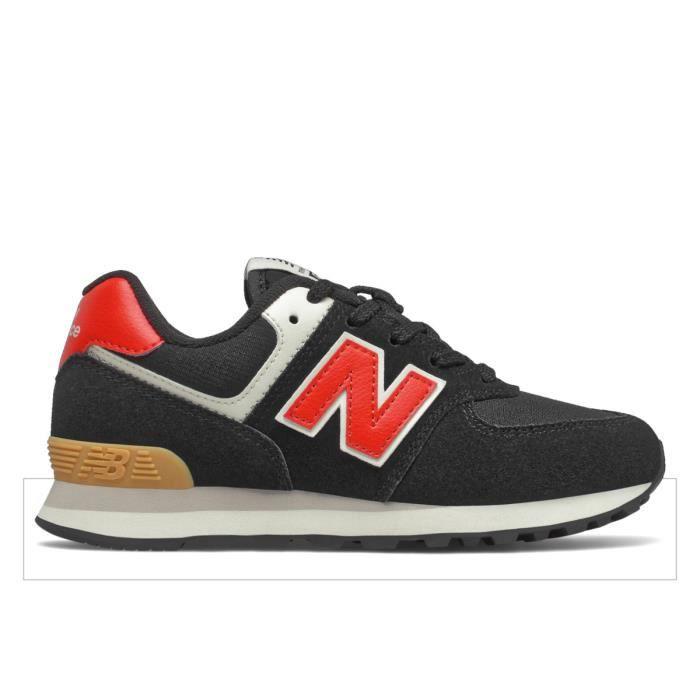 Chaussures de lifestyle enfant New Balance 574 - black - 28,5