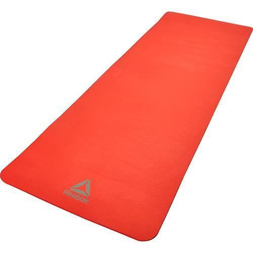 Reebok tapis d'entraînement 7mm rouge
