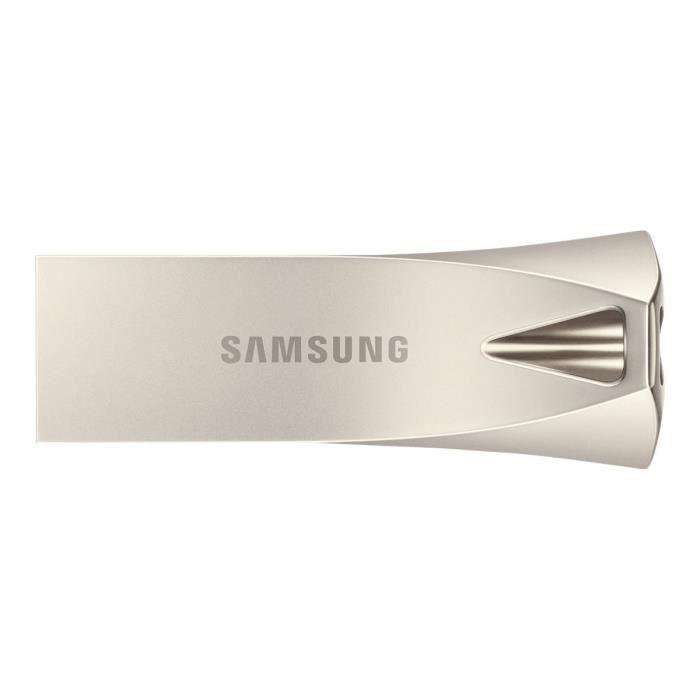 Samsung Clé Usb Bar Plus Muf 32Be3 32 Go Usb 3.1 Gen 1 champagne d'argent