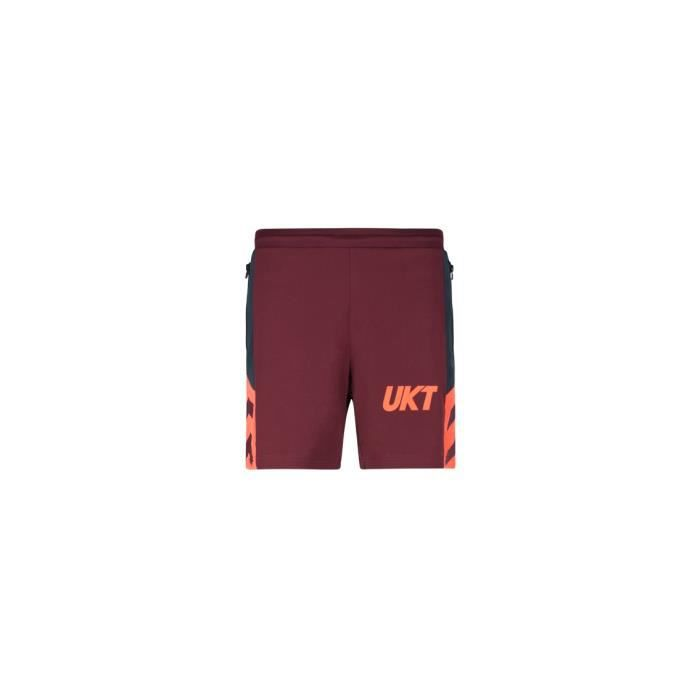 Short Unkut Jail Burgundy M