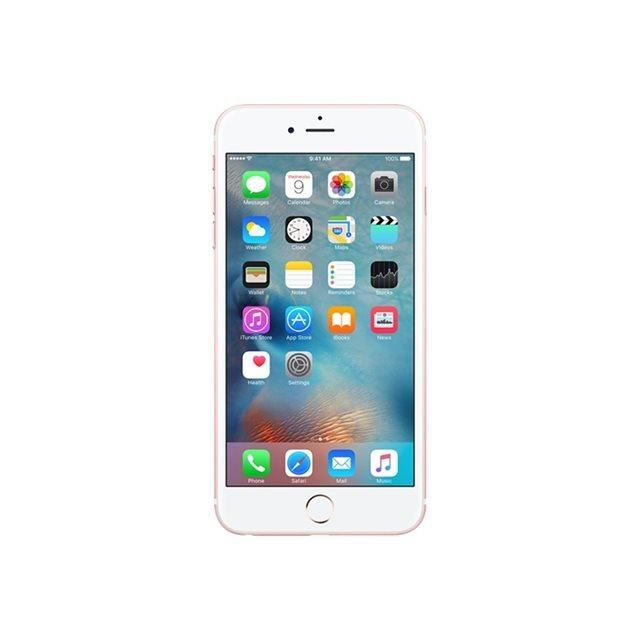 apple iphone 6s plus 32go rose or achat smartphone pas cher avis et meilleur prix cdiscount. Black Bedroom Furniture Sets. Home Design Ideas