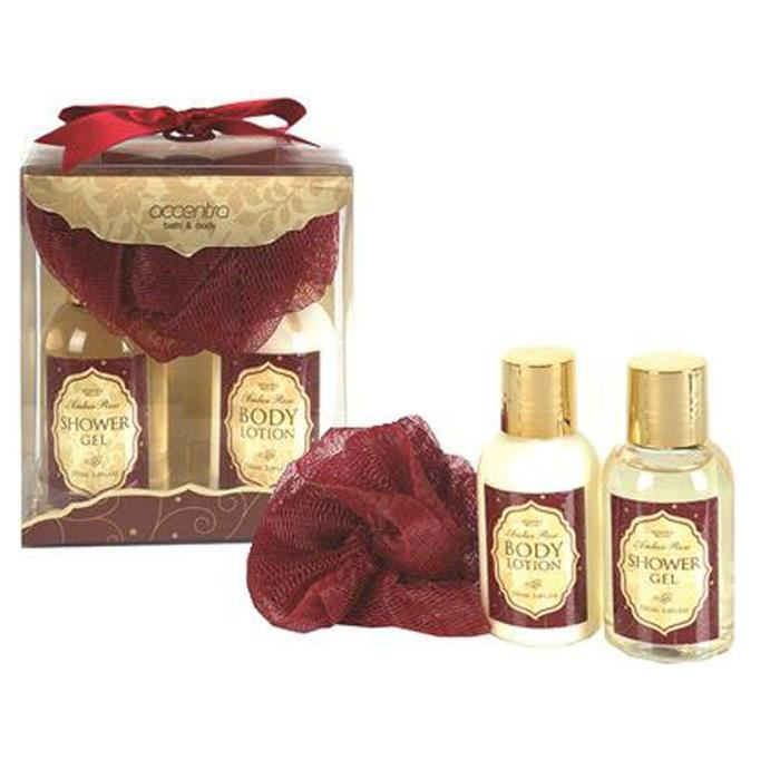 coffret bien tre amber parfum ambre pic soin du corps. Black Bedroom Furniture Sets. Home Design Ideas