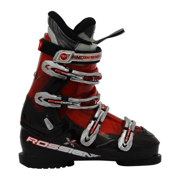 Chaussures de ski adulte Rossignol exalt rougenoir Prix