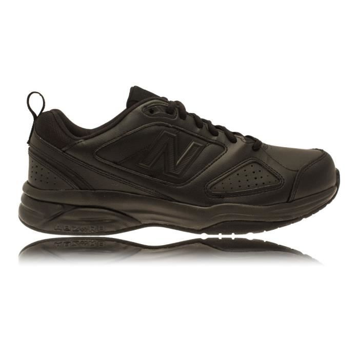 New Balance Hommes Mx624V4 Cross Baskets De Fitness Gym 2E Largeur rEG2wBT