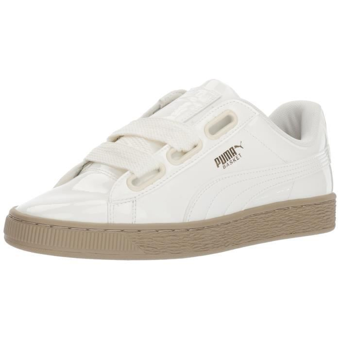 Puma Basket Heart Patent Wn Sneaker O4IGD Taille 37
