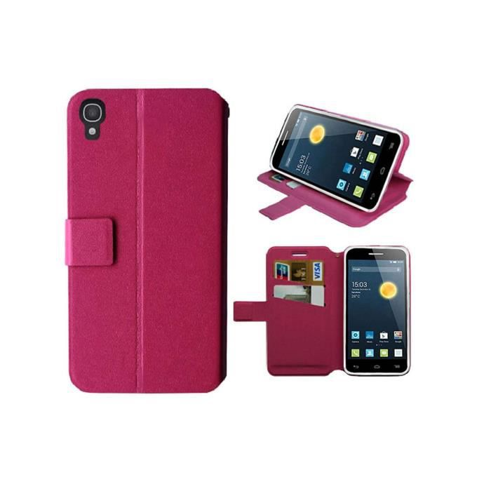 Etui housse alcatel one touch idol pop 3 5 5 coque for Housse alcatel one touch