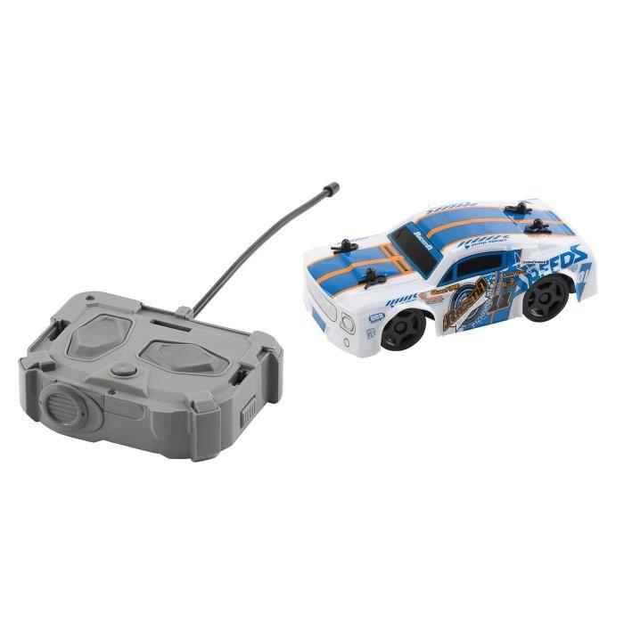 RADIOCOMMANDE RACE TIN Voiture télécommandée Car Muscle Car - Bl