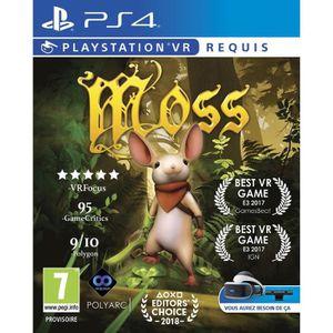 JEU PS4 Moss Jeu PS4 VR (VR obligatoire)