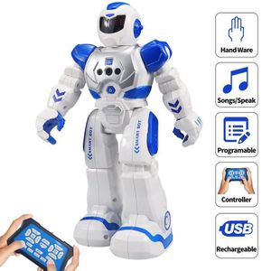 ROBOT - ANIMÉ ANIMÉ Robot TéLéCommandé Rc Jouet Cadeau, Télécommande R