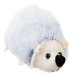 PELUCHE Kamparo jouet en peluche hérisson 19 cm gris junio