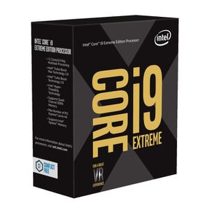PROCESSEUR INTEL Processeur Core i9-7980XE Coffee Lake  - 2.6
