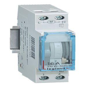 COMPOSANT TABLEAU LEGRAND Interrupteur horaire programmation analogi