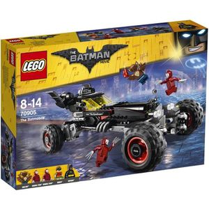 ASSEMBLAGE CONSTRUCTION LEGO® 70905 Batman Movie - La Batmobile