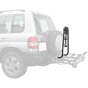 PORTE-VELO MFT - Adaptateur véhicule avec roue de secours pou