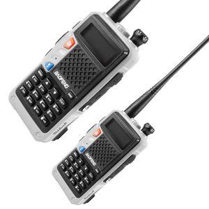 TALKIE-WALKIE Baofeng talkie-walkie 5R huit générations talkie-w
