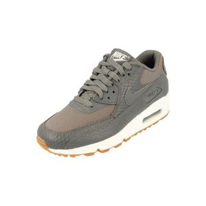BASKET Nike Femme Air Max 90 PRM Running Trainers 896497