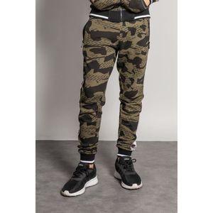 SURVÊTEMENT Pantalon de jogging camouflage ARMADA -  Olive