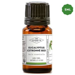 HUILE ESSENTIELLE Huile essentielle d'Eucalyptus Citronné BIO - MyCo