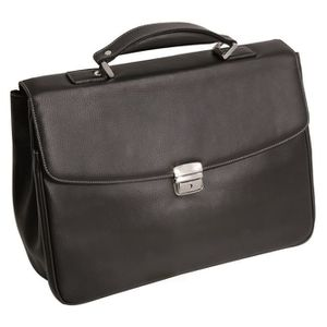 ATTACHÉ-CASE Serviette PU GD soufflet