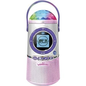 MICRO - KARAOKÉ VTECH - Kidi Lightshow Party - Enceinte Bluetooth