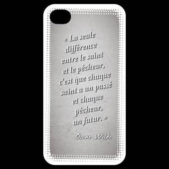 coque iphone 4 iphone 4s saint pecheur gris c