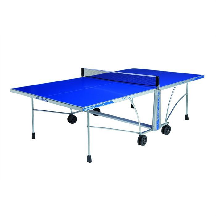 Cornilleau table de ping pong sport 100 outdoor achat vente table tennis de table cornilleau - Table ping pong cornilleau outdoor ...
