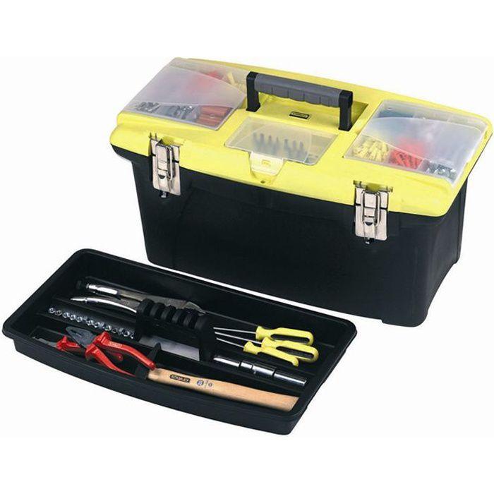 STANLEY Boîte outils vide Jumbo 1-92-905