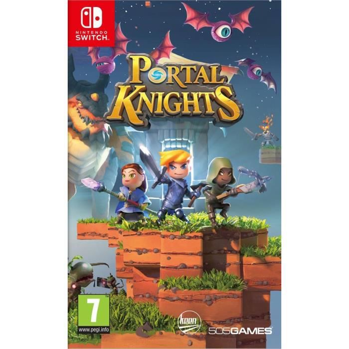 Portal Knights Jeu Switch