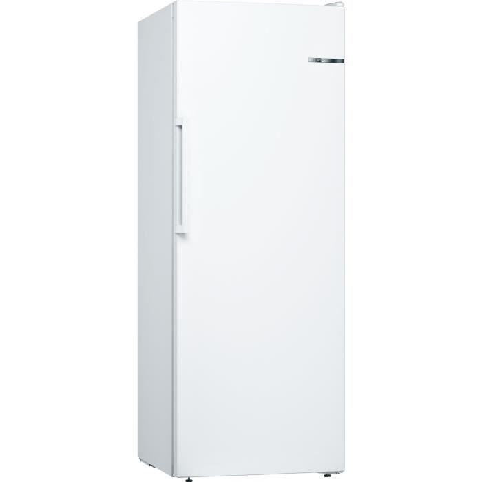 BOSCH GSN29UWEV - Congélateur armoire - 200L - Froid No Frost - L60 x H161 cm - Blanc