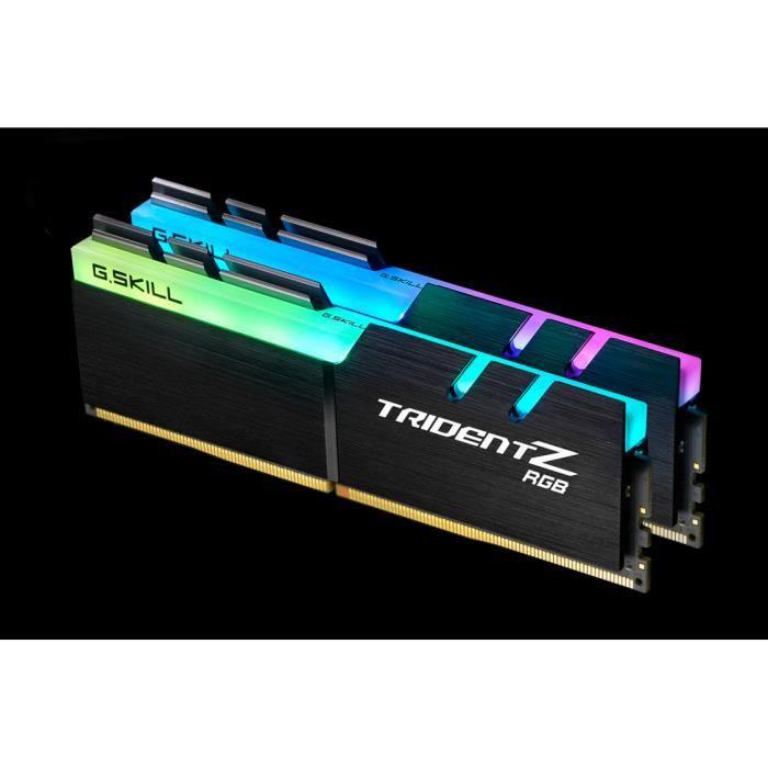G.SKILL Mémoire PC Trident Z RGB - 16 Go - DDR4 4600 Mhz...