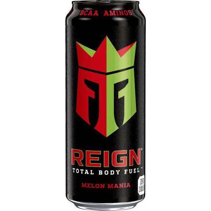 Monster Energy Drink Reign Melon Mania Total Body Fuel 0,5l (Pack de 12)