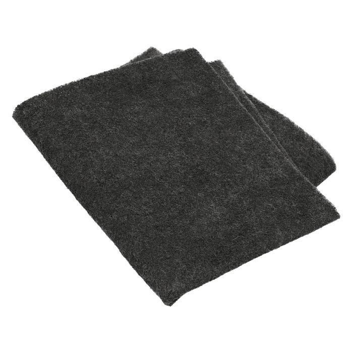 Filtre à charbon pour hotte Whirlpool AKR 420 WH, Forme: natte