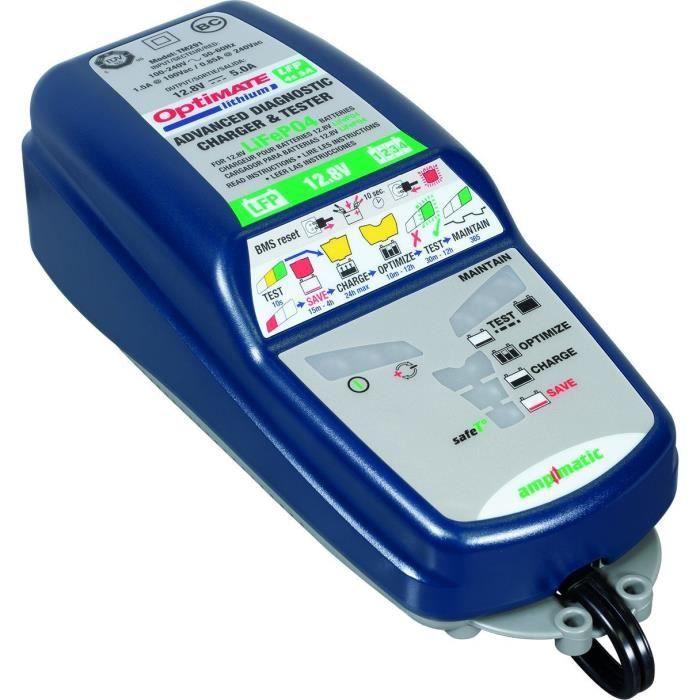 Chargeur de batterie OptiMate lithium - UNIVERSAL