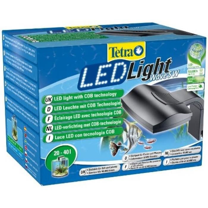 TETRA ECLAIRAGE LED LIGHT WAVE 5W
