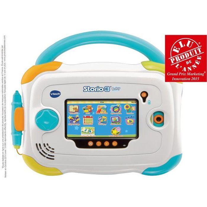 STORIO 3 Baby Tablette Enfant avec coque Vtech