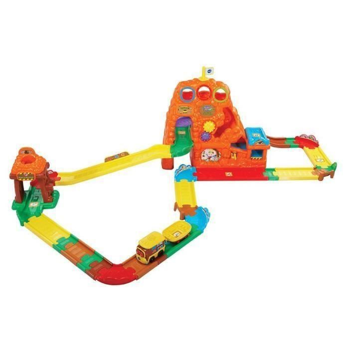 VTECH - TUT TUT BOLIDES - Circuit Train Canyon Express Dès 12mois
